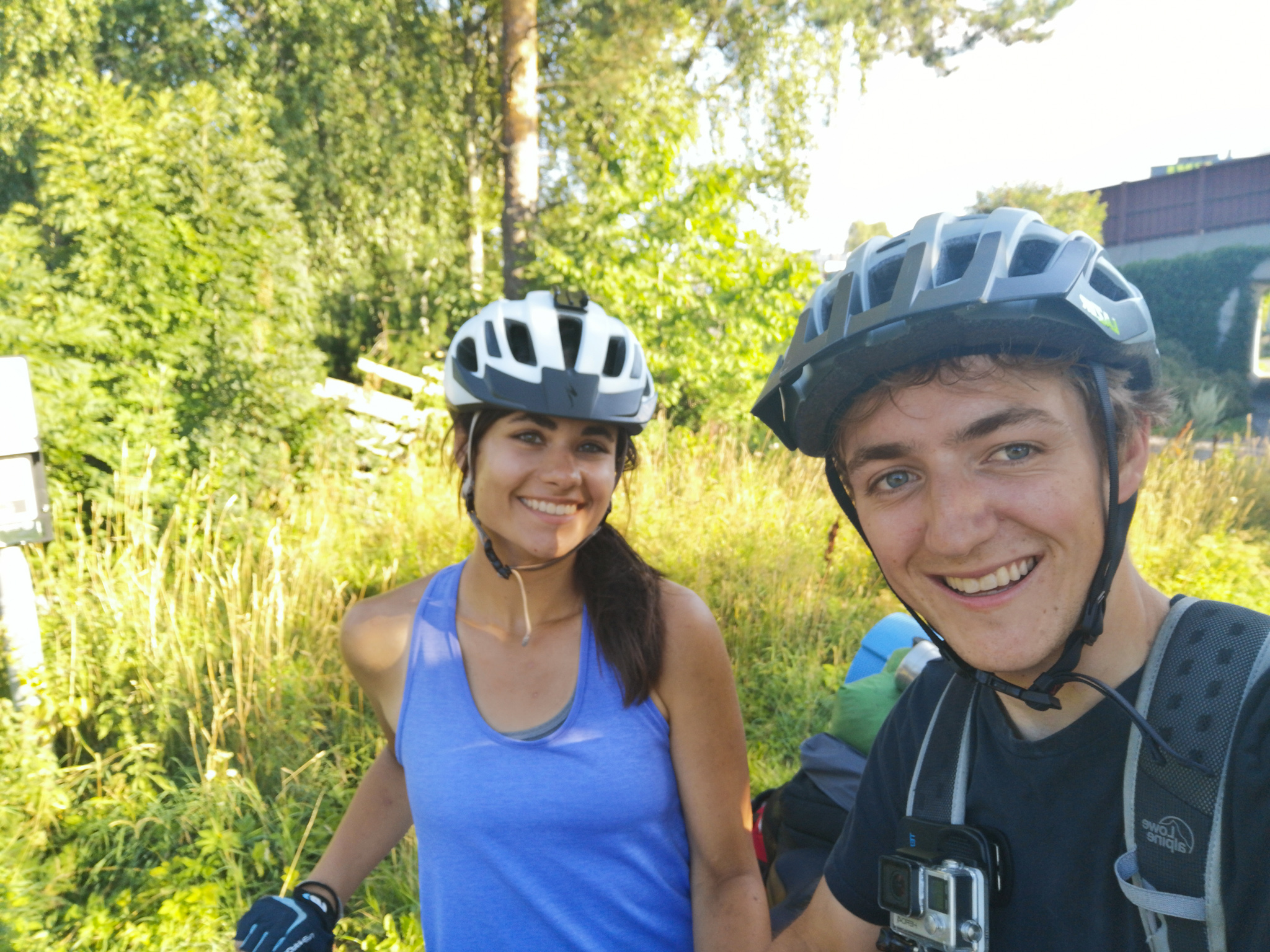 Cycle Touring as a Couple